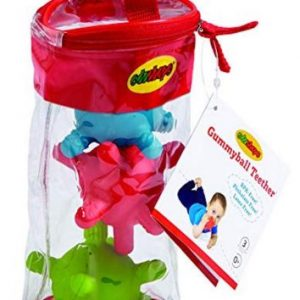Gummyball Teether Bag - Kazoom Kids