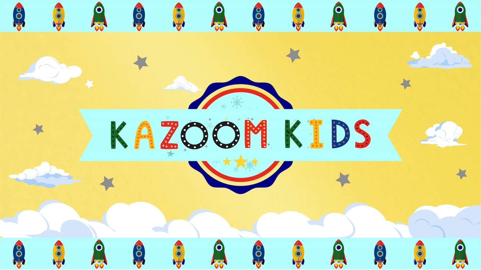 Kazoom Kids Hero Image