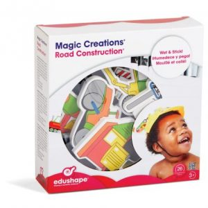 Magic Creations Road Construction - Kazoom Kids