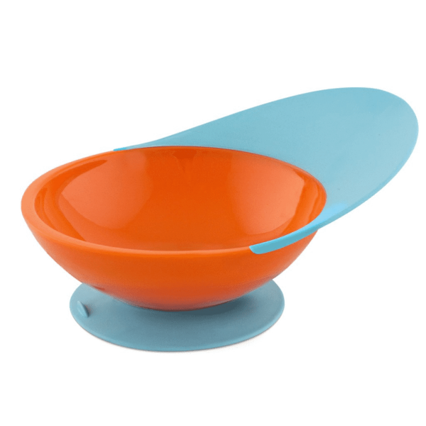 boon catch bowl blue