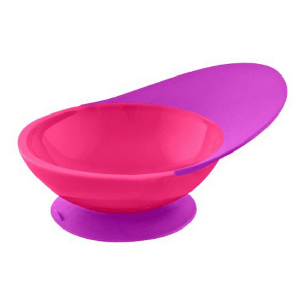 boon catch bowl magenta