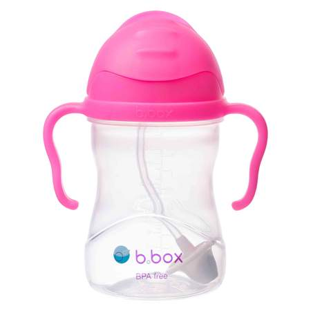 sippy cup pink pomegranate 1