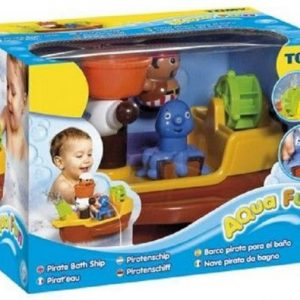 tomy pirate bath ship 1