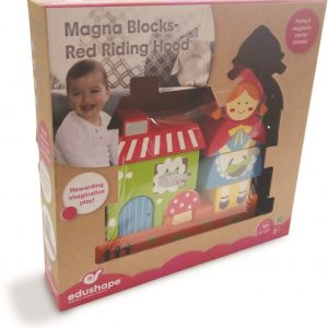 edushape magna blocks red riding hood 3