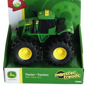 JD Monster Treads with sound tractor