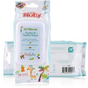 Nuby Wipes