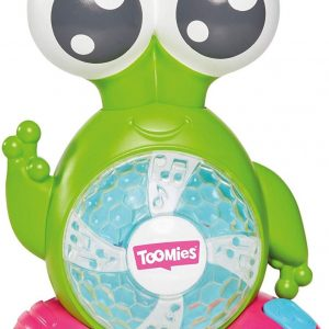 Tomy spin n lights alien 1