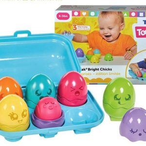 tomy hide n squeak brightchicks 2