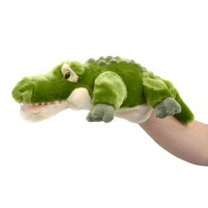 KOR TR PUPPETS Body Puppet Crocodile