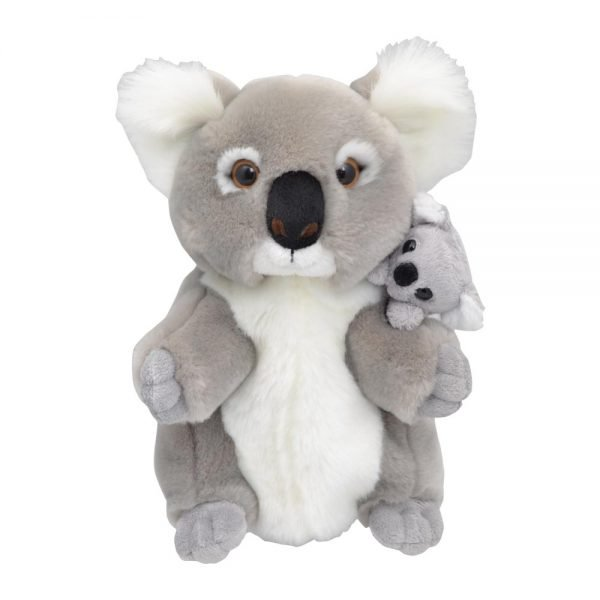 KOR TR PUPPETS Body Puppet Koala with baby