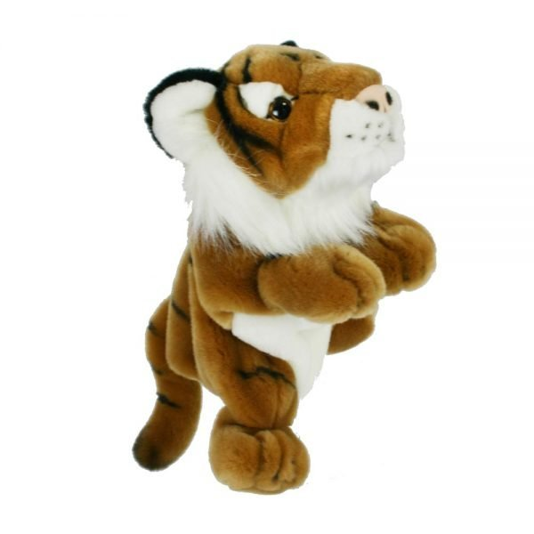 KOR TR PUPPETS Body Puppet Tiger Gold