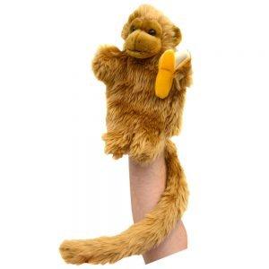 KOR TR PUPPETS Hand Puppet Monkey LT