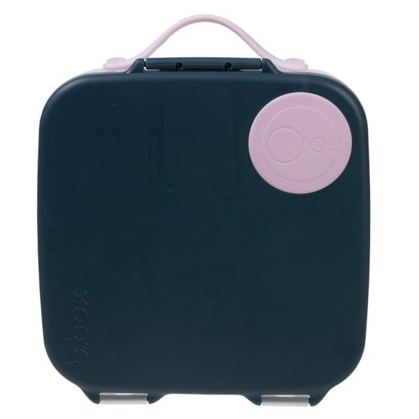 lunchbox indigo rose