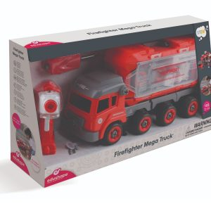 mega truck firefighter packaged